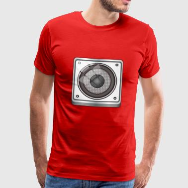 Radio speaker - Men's Premium T-Shirt