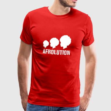 Afrolution African Pride T-shirt - T-shirt Premium Homme