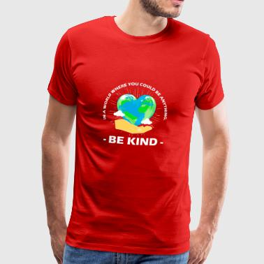 Be kid T-shirt - Men's Premium T-Shirt