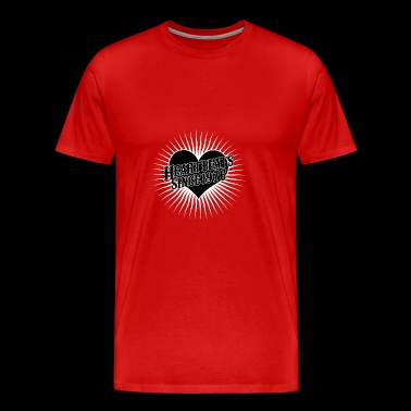Heartbeats for the year 1976 - Men's Premium T-Shirt