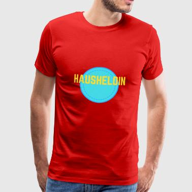 House Hero Mark 3 - Mannen Premium T-shirt