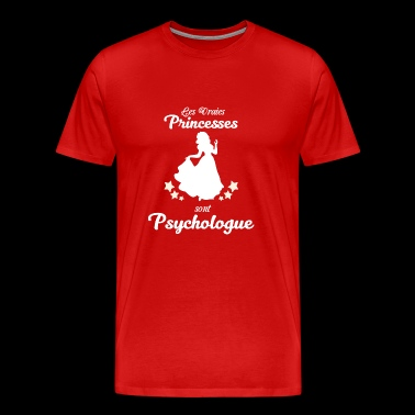 Psychologue cadeau humour - T-shirt Premium Homme