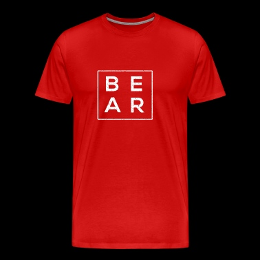 BEAR - BEAR - Men's Premium T-Shirt