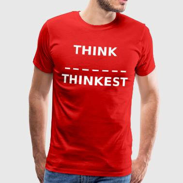 Thinker? - Men's Premium T-Shirt