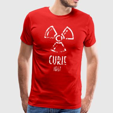 Marie Curie | Famous people - Men's Premium T-Shirt