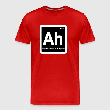 The Element of Surprise - Men's Premium T-Shirt