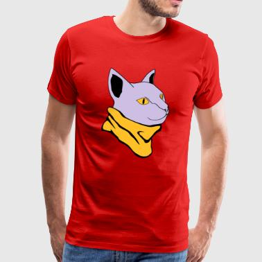 chilly cat / chilly cat - Men's Premium T-Shirt