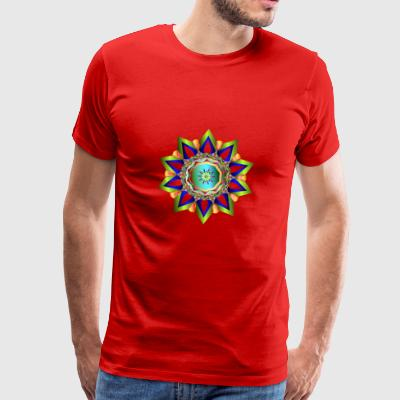 Venusian Snowflake - Men's Premium T-Shirt