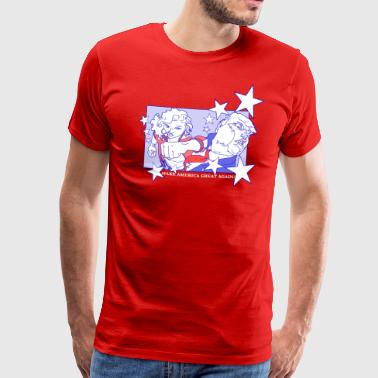 Make America Great Again - Männer Premium T-Shirt