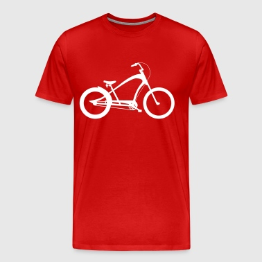 Chopper bike - Men's Premium T-Shirt