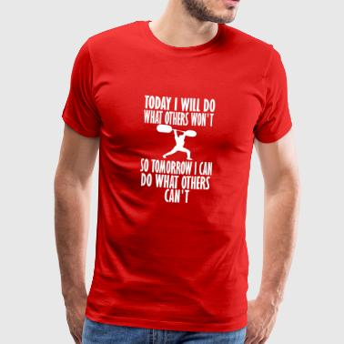 others cant - Men's Premium T-Shirt