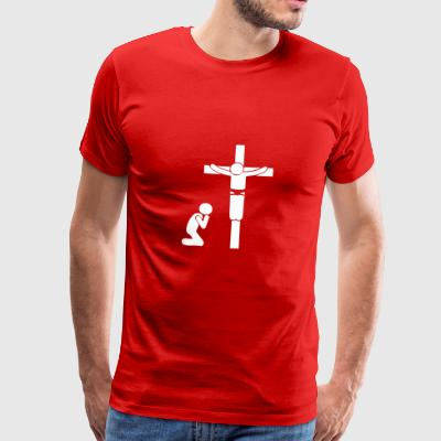 kristendomen Collection - Premium-T-shirt herr