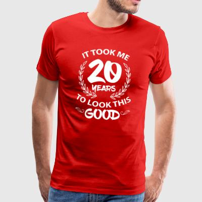 20 years - Men's Premium T-Shirt