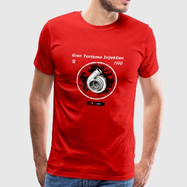 Gran Turismo Injection Turbo - T-shirt Premium Homme