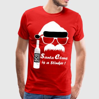 stinker wite - Men's Premium T-Shirt