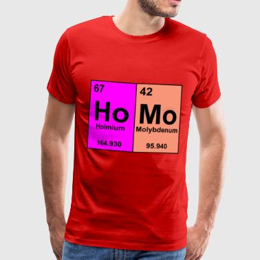 HoMo Tee - Men's Premium T-Shirt