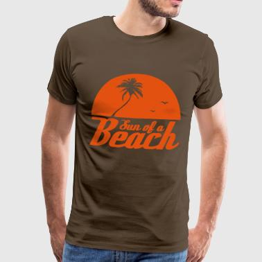 Sun of a Beach - Männer Premium T-Shirt