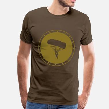 Parachute parachuting - Men's Premium T-Shirt