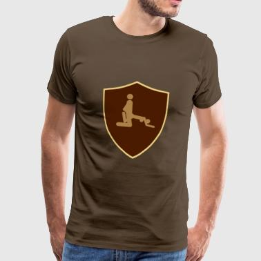 A sex sign - Men's Premium T-Shirt