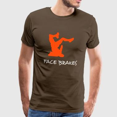 face_plant - Men's Premium T-Shirt