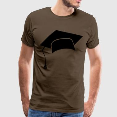 high School - Mannen Premium T-shirt