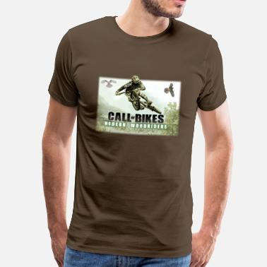 Mtb Call of MTB - Men's Premium T-Shirt