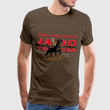 jagd and fox - T-shirt Premium Homme