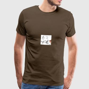 JENNY ANIMATED - Men's Premium T-Shirt