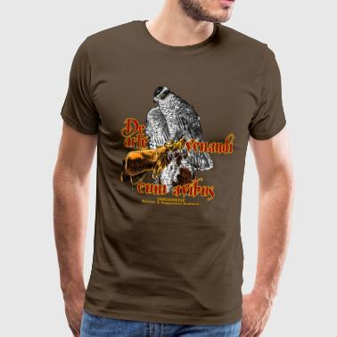 Falconry falconry - Men's Premium T-Shirt