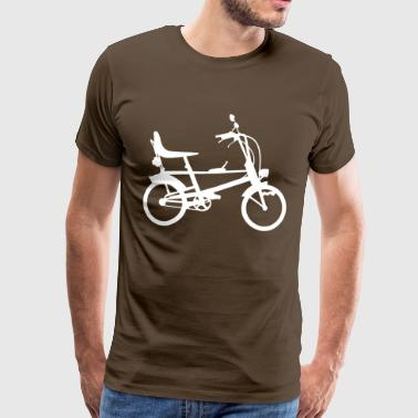 Chopper  - Premium-T-shirt herr