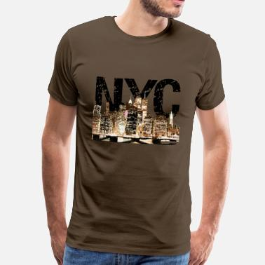 New York NYC - Men's Premium T-Shirt