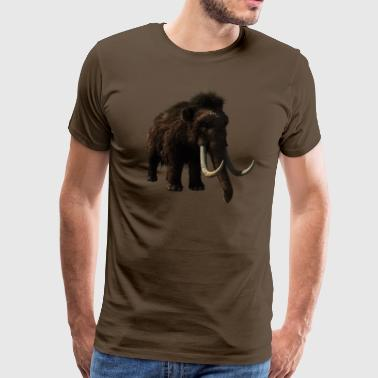 Mammoth elephant - Men's Premium T-Shirt