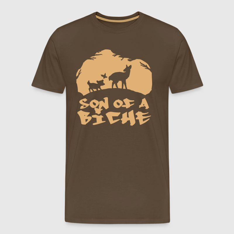 Son of a BICHE v1 - T-shirt Premium Homme