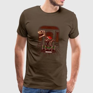 museum of geek history - T-shirt Premium Homme