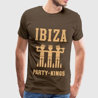 Ibiza Party-Kings (Party Holiday) - Men's Premium T-Shirt