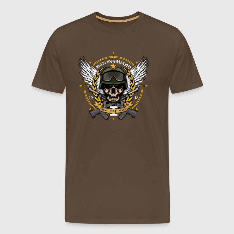 bad company - Men's Premium T-Shirt