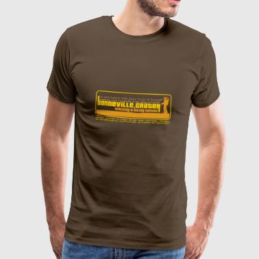 bonneville - Men's Premium T-Shirt