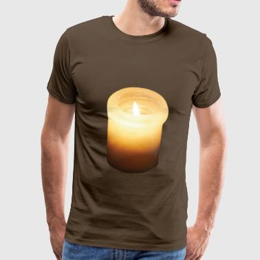 Candle Candle  - Men's Premium T-Shirt