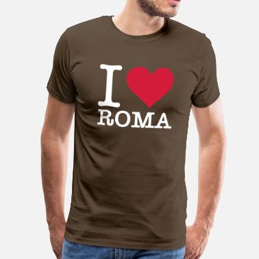 Sex Italy I love Rome - Men's Premium T-Shirt