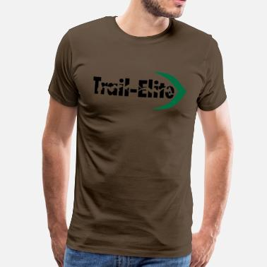 Trailer Trash Trail Elite - T-shirt Premium Homme