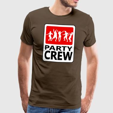 Party Crew - Men's Premium T-Shirt