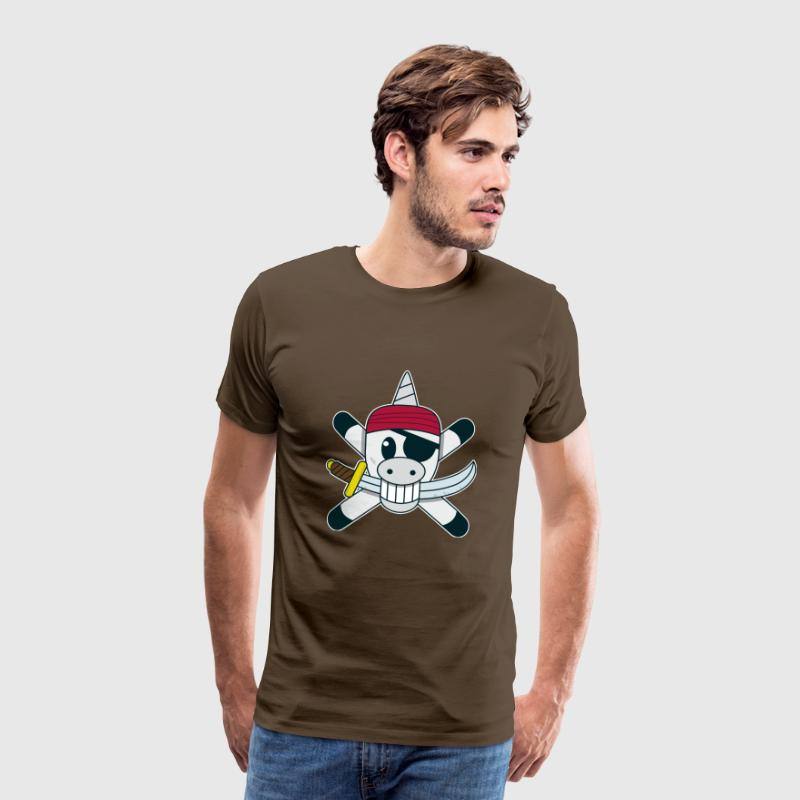 Overhemd Mannen.Unicorn Ontmoet Pirate Grappig Overhemd Van Kindomagic Spreadshirt