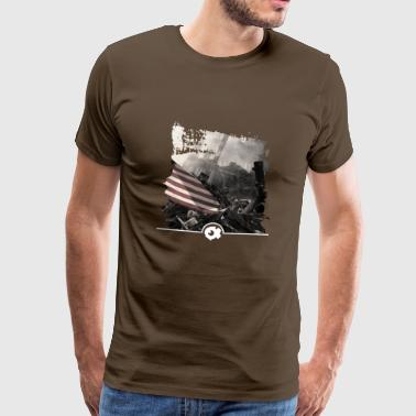 world trade center 9 11 - Männer Premium T-Shirt