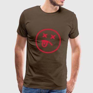 Smiley - SMILE - Mannen Premium T-shirt