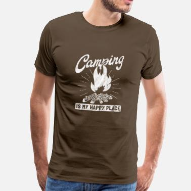 Cool Camper cool gift for campers - Men's Premium T-Shirt
