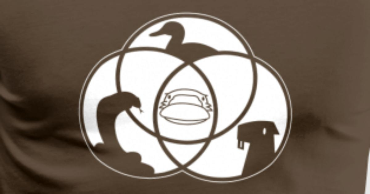 Platypus Venn Diagram By Second Try Shop Spreadshirt