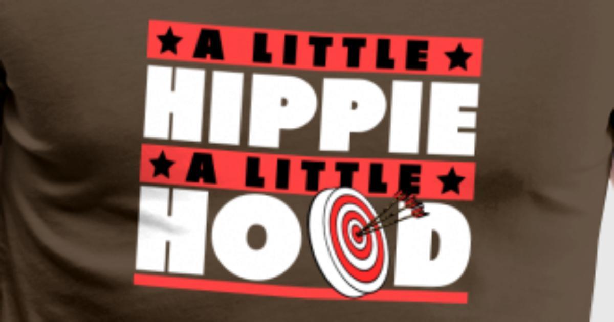 HIPPIE HOOD von BavarienFashion | Spreadshirt