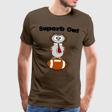 Superb Owl - Men's Premium T-Shirt