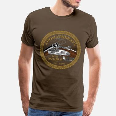 Hunting aromateraphy - Men's Premium T-Shirt