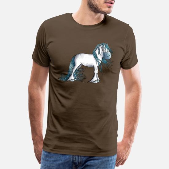 Bestill Heste T skjorter på nett | Spreadshirt